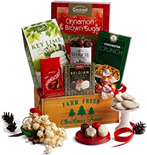Best christmas candy baskets Reviews