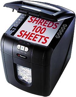 Rexel Shredder Stack&Shred Auto+100X