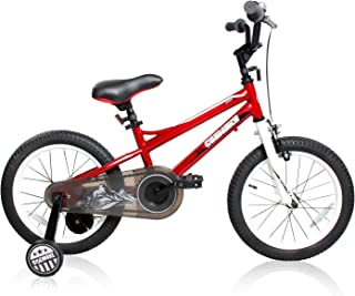 COEWSKE BMX Cycling Kid Bikes Children Bicycle for Girl and Boy 12-14-16-18 Inch with Training Wheel