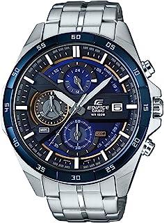 Casio Edifice Homme Chronographe Quartz Montre avec Bracelet en Acier Inoxydable EFR-556DB-2AVUEF