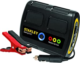 stanley simple start booster cables