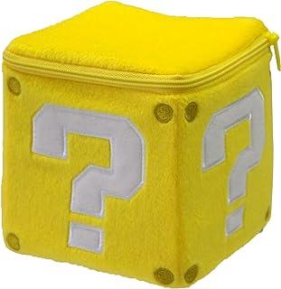 "Little Buddy Official Super Mario Coin Box 5"" Plush"