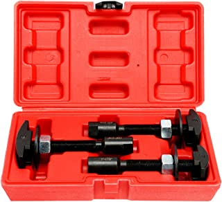 8MILELAKE Ball Joint Installer Removal Tool 6pcs Kit for Mercedes Benz W211 W220 W230