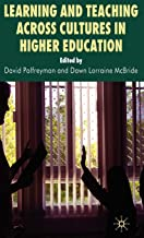 Learning and Teaching Across Cultures in Higher Education