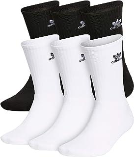 Men's Trefoil Crew Socks (6-Pair)