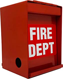 Eagle M2070 Fire Department Lock Box with Chain Release