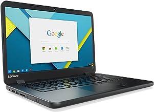 Lenovo 14in IdeaPad N42-20 Chromebook, Intel N3060 Dual-Core, 16GB eMMC SSD, 4GB DDR3, 802.11ac, Bluetooth, ChromeOS (Rene...