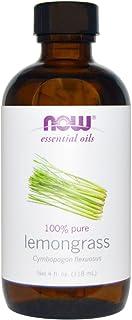Now Foods Essential Oils, Lemongrass Oil 4 Ounces