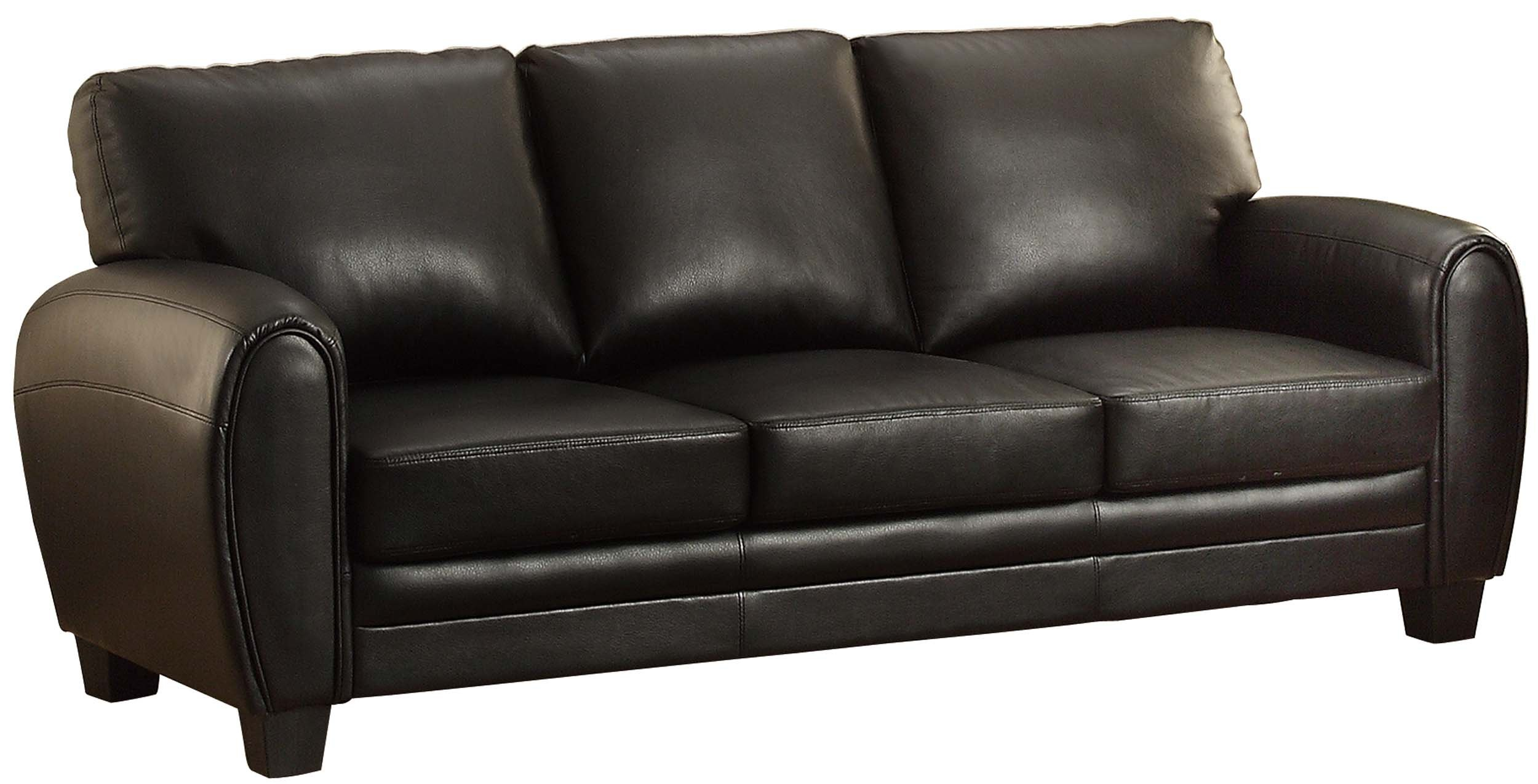 bonded leather sofas amazon com rh amazon com Bonded Leather Sectional Sofa Bonded Leather Sectional