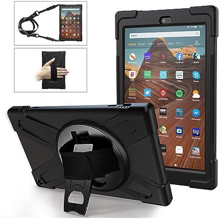 Moko Hülle Für Das Neue Amazon Fire Hd 10 Tablet Elektronik