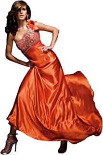 Tony Bowls 110501 One Shoulder Gown