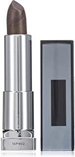 L'Oréal Paris Color Sensational Matte Metallics Lipstick 30 Molten Brown