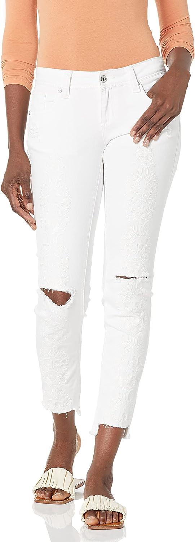 Grace in LA Women's Boho Minneapolis Mall shipfree Jeans Skinny Embroidered