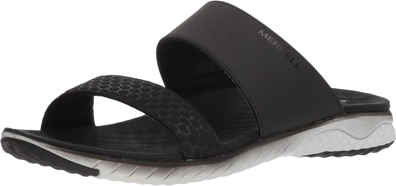 Merrell Womens 1six8 Linna Slide Ac+ Slide Sandal