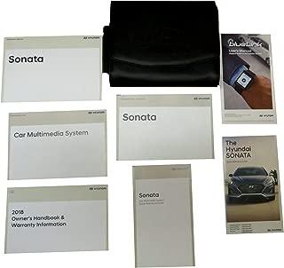 Best hyundai sonata owners manual Reviews