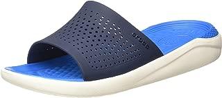 crocs Unisex's LiteRide Slide Flip-Flops
