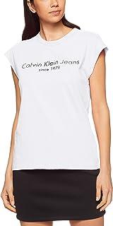 Calvin Klein Women's 30'S Single Tee