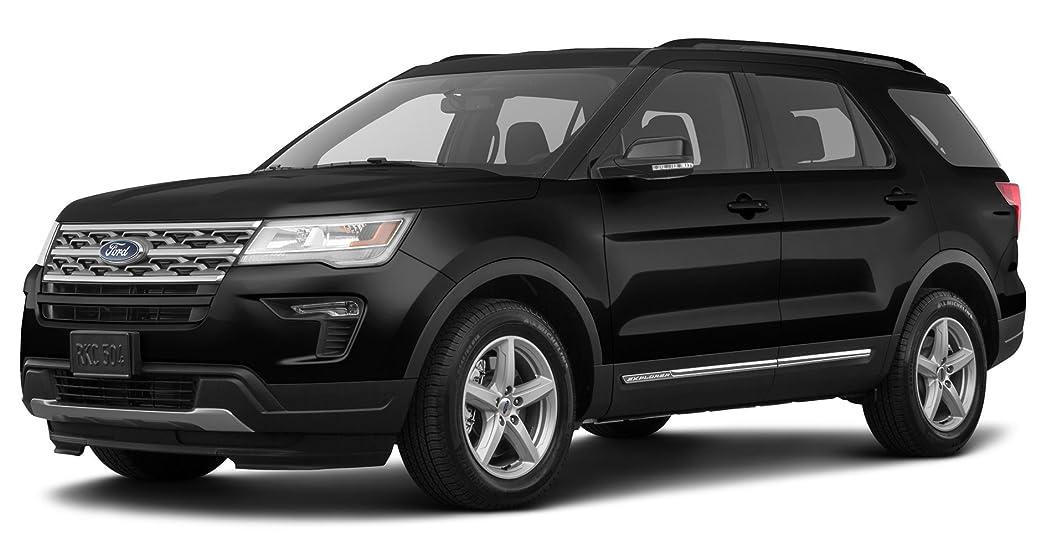 Ford Explorer Limited >> 2018 Ford Explorer Limited Front Wheel Drive Shadow Black