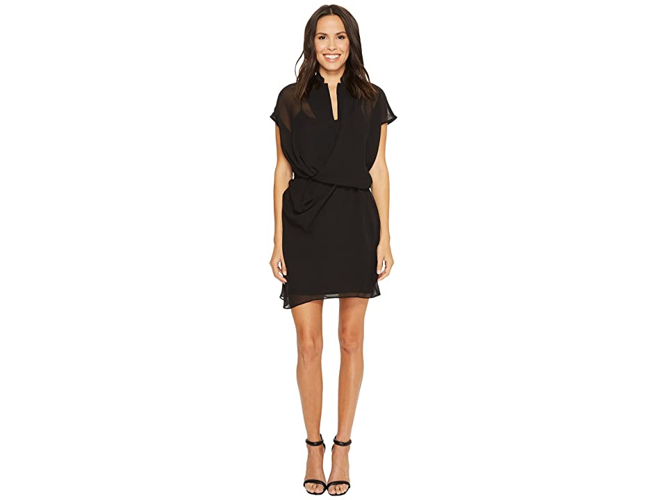Religion Devoted Dress (Jet Black) Women