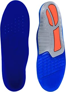 Spenco Total Support Gel Shoe Insoles, Women's 11-12.5/Men's 10-11.5