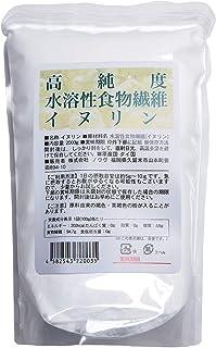 イヌリン 【純度94.7%】高純度 水溶性食物繊維 粉末 パウダー 2kg サプリ 菊芋 ダイエット 身体環境をサポート