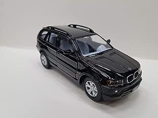 BMW X5 - Kinsmart 1:36 Pullback Diecast Model Black