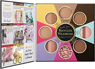 Too Faced The Little Black Book of Bronzers Collection