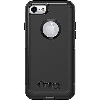 OtterBox Commuter Series Case iPhone 8 / iPhone 7 耐衝撃 ケース Black/ブラック 簡易パッケージ版 [並行輸入品]