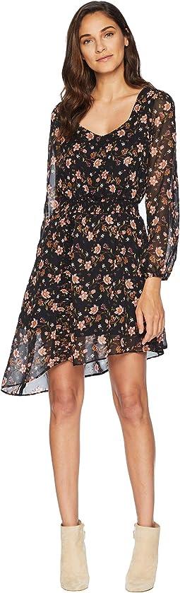 Smocked Waist Dress