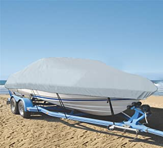 SHT-SBU 9 oz Boat Cover Custom Cover Exact FIT for CROWNLINE 182 BR 1994-2000