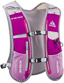 AONIJIE Hydration Vest Pack Backpack 5L Marathoner Running Race Hydration