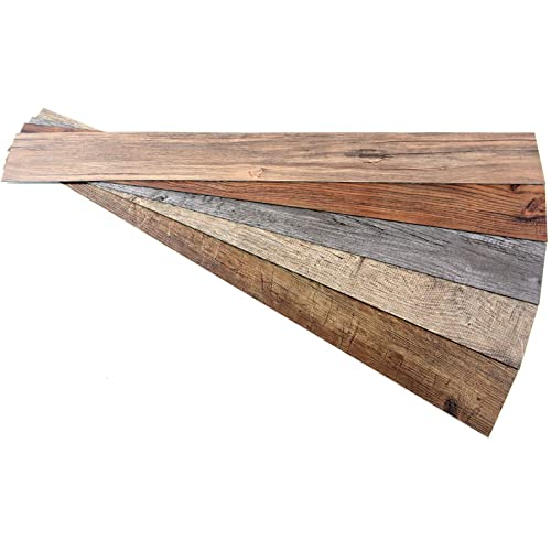 Wood Look Peel And Stick Tiles Amazoncom