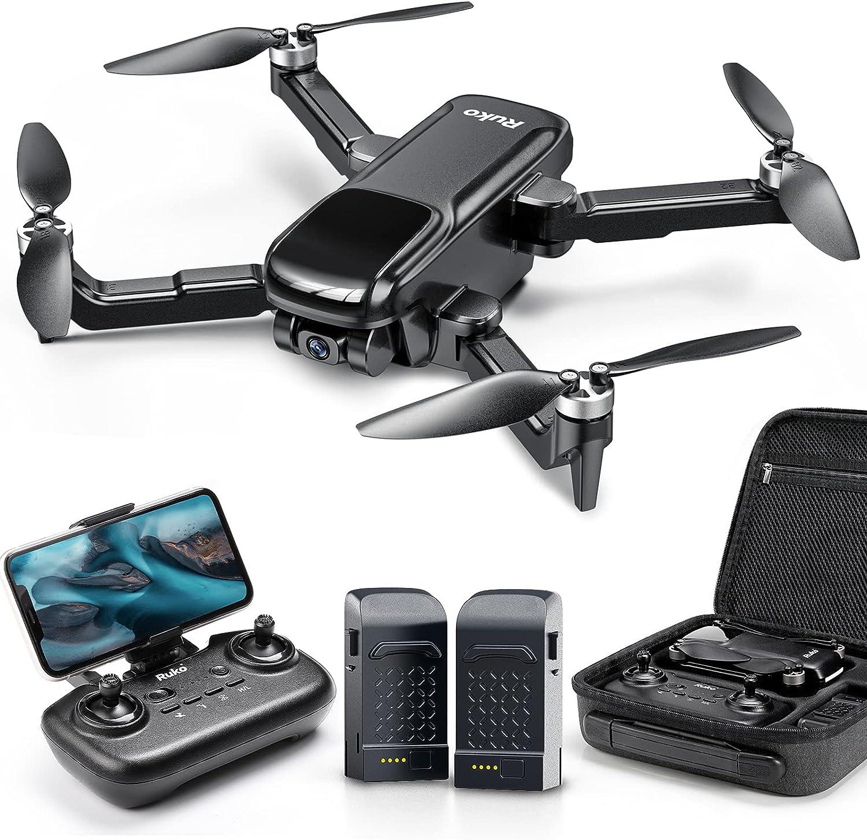 Ruko U11 Pro Drone - The package ( drone & accessories)
