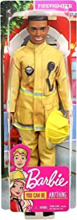Barbie Careers Ken Firefighter Doll