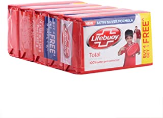 Lifebuoy Soap - Total, 4x125g Pack