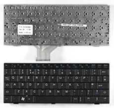 Keyboards4Laptops UK Layout Black Laptop Keyboard Compatible with Fujitsu Siemens 71-31779-00, Fujitsu Siemens Amilo Mini ...