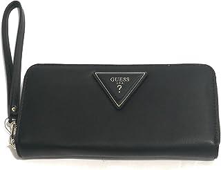 20136220e3 Guess 669146 Kamryn SLG Portefeuille zippé pour Femme Noir 21 x 10 x 2 cm