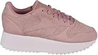 Reebok Luxury Fashion Womens DV3628 Pink Lace-Up Shoes | Spring Summer 19