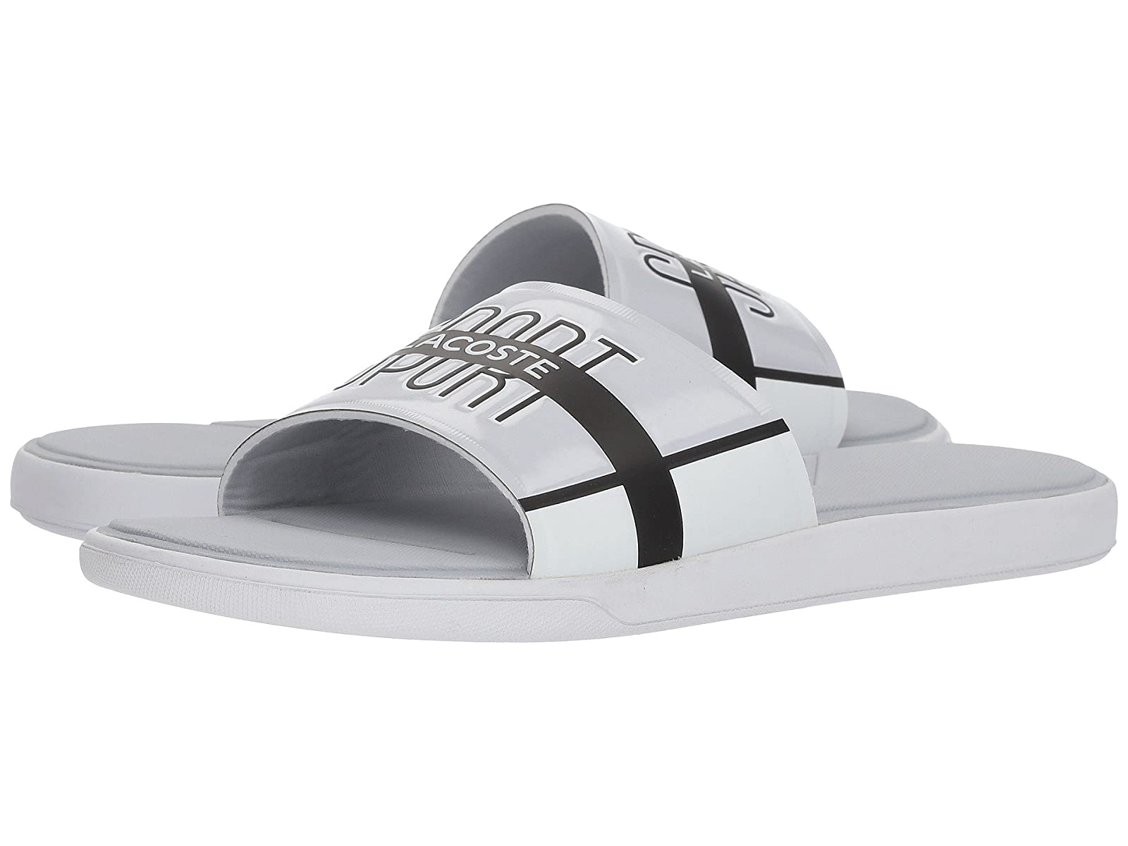 Lacoste L.30 Slide 218 2Atmospheric grades have affordable shoes