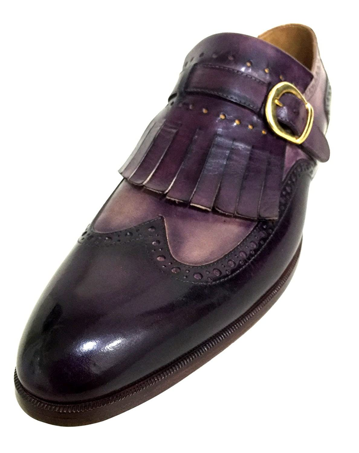 [Oscar William] Ilchester Place Men's Luxury Classic Handmade Leather Shoes