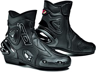 Sidi Apex Motorcycle Boots Black US11/EU45 (More Size Options)