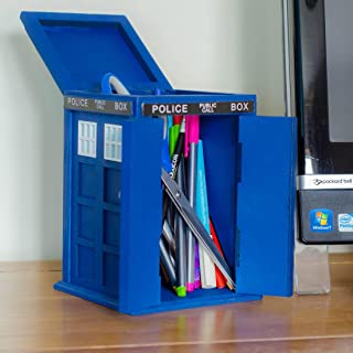 tardis desk tidy
