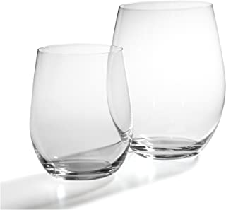 Riedel O Mixed Cabernet/ViognierTumbler, Set of 6 Plus 2 Bonus Glasses