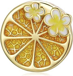 واو 925 الفضة الاسترليني سحر لطيف للأساور للنساء بنات ابنة صالح باندورا سوار