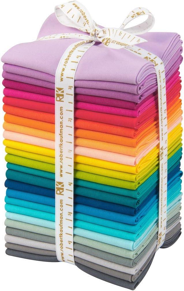 Kona Cotton Solids Elizabeth Hartman Fat Boston ! Super beauty product restock quality top! Mall Palette 25 Designer Qua