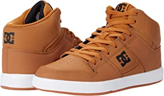 Cure Casual High-Top Skate Shoes Sneakers Wheat/Black 12...