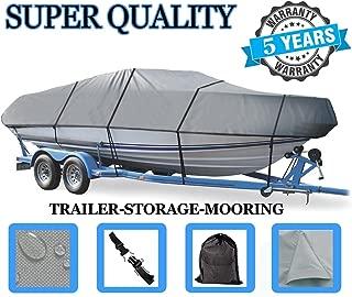 Boat Cover for Sea Ray 185 Sport BOWRIDER 1997-2004 2005 2006 2007 2008 2009 2010 11 2012 Heavy-Duty