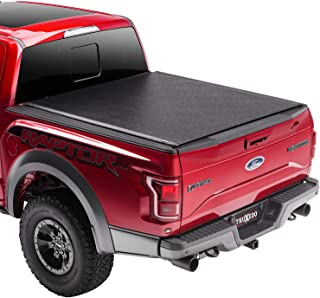 TruXedo Lo Pro Soft Roll Up Truck Bed Tonneau Cover | 557001 | fits 16-20 Toyota Tacoma 6' bed