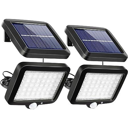 44//170 LED Solar Panel Licht Bewegungssensor Sicherheit Outdoor Remo  Best