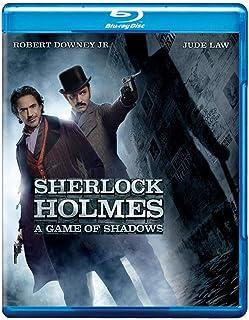 Sherlock Holmes 2 - A Game of Shadows [BD, 2011]